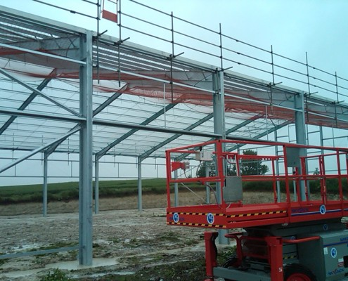 New Steel-Framed Buildings