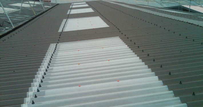 GRP Class 3 skylights